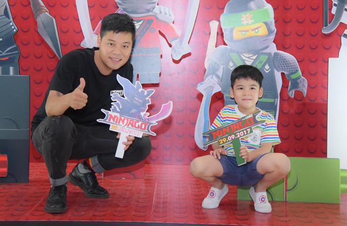 Ốc Thanh Vân, Minh Hà vất vả trông nom các con tại event - Ảnh minh hoạ 10