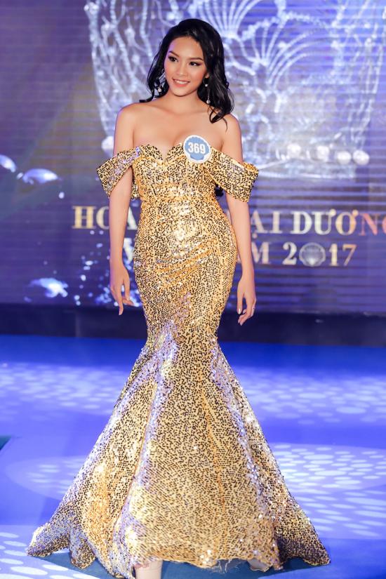 Con gái diễn viên Kiều Trinh vào chung kết Hoa hậu Đại dương 2017 - Ảnh minh hoạ 2