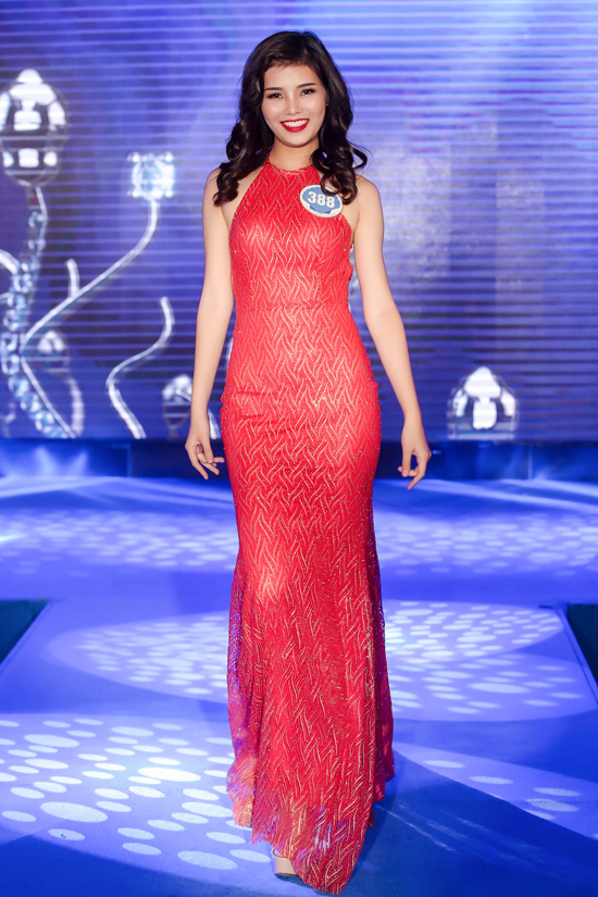 Con gái diễn viên Kiều Trinh vào chung kết Hoa hậu Đại dương 2017 - Ảnh minh hoạ 10