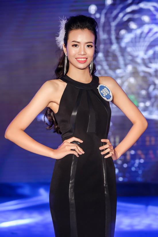 Con gái diễn viên Kiều Trinh vào chung kết Hoa hậu Đại dương 2017 - Ảnh minh hoạ 8