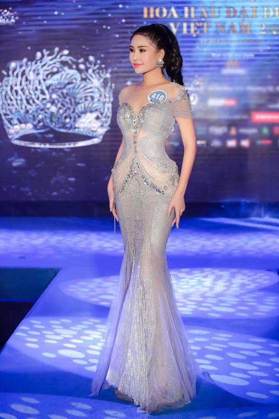 Con gái diễn viên Kiều Trinh vào chung kết Hoa hậu Đại dương 2017 - Ảnh minh hoạ 7