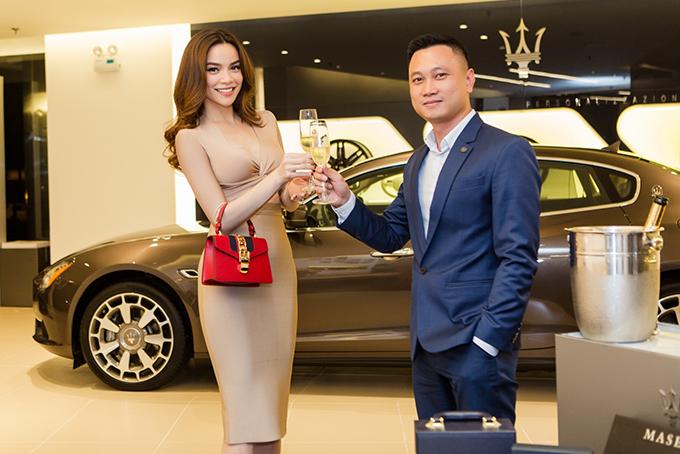 Hồ Ngọc Hà là người đầu tiên sở hữu xe thể thao Maserati giá 7 tỷ đồng ở Việt Nam - Ảnh minh hoạ 10