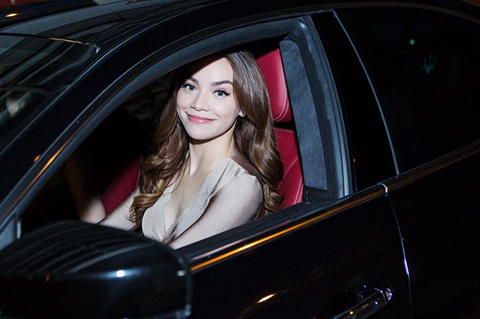 Hồ Ngọc Hà là người đầu tiên sở hữu xe thể thao Maserati giá 7 tỷ đồng ở Việt Nam - Ảnh minh hoạ 11
