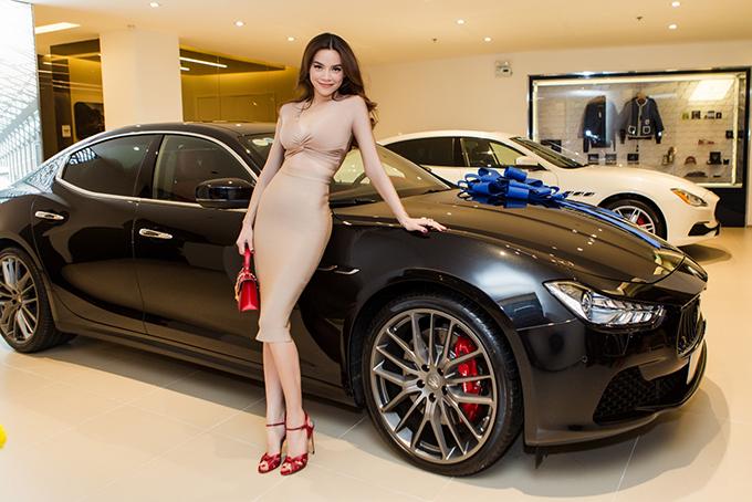 Hồ Ngọc Hà là người đầu tiên sở hữu xe thể thao Maserati giá 7 tỷ đồng ở Việt Nam - Ảnh minh hoạ 3