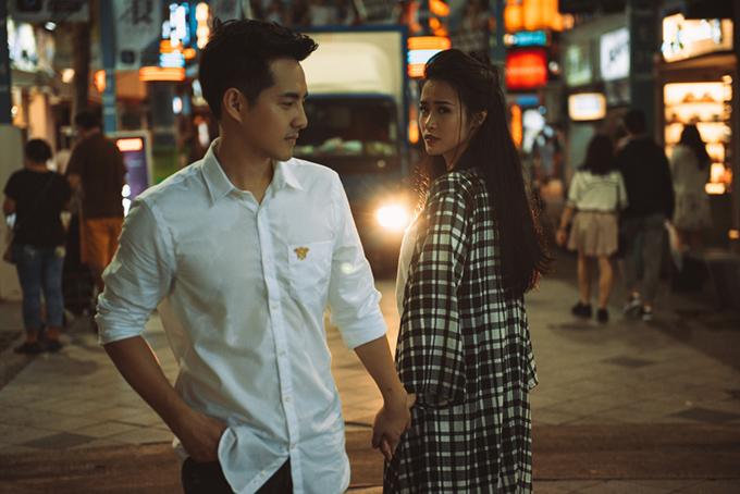 Đông Nhi khóc trong MV đóng với bạn trai ở Đài Loan - Ảnh minh hoạ 4