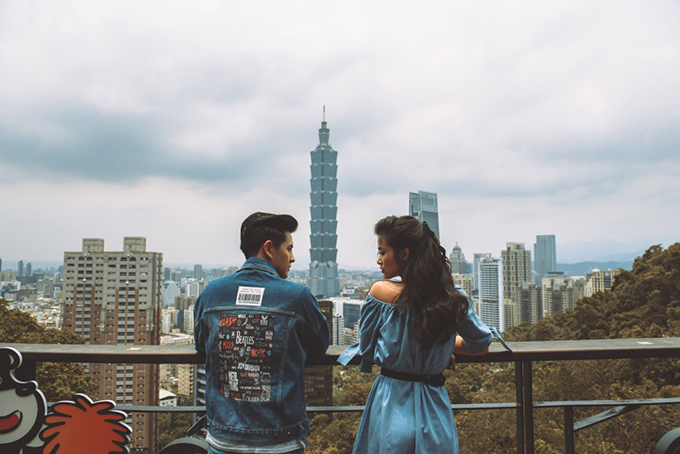Đông Nhi khóc trong MV đóng với bạn trai ở Đài Loan - Ảnh minh hoạ 8