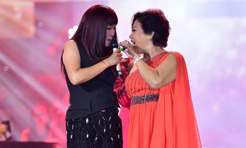 Phương Thanh, Siu Black ôm nhau thắm thiết sau 2 năm rạn nứt tình bạn