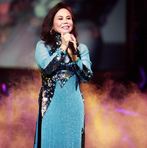 Chế Linh, Thanh Tuyền lần đầu làm liveshow chung tại Việt Nam