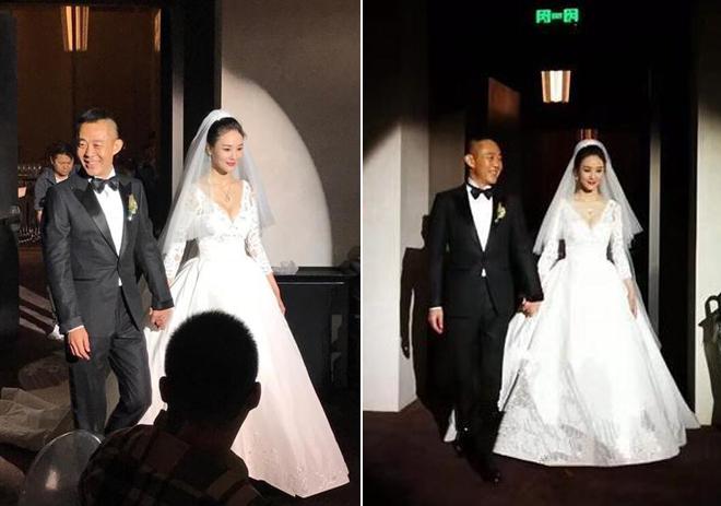 Sao 'Kim Lăng Thập Tam Thoa' lấy vợ kém 20 tuổi sau vài tháng 'sống thử'