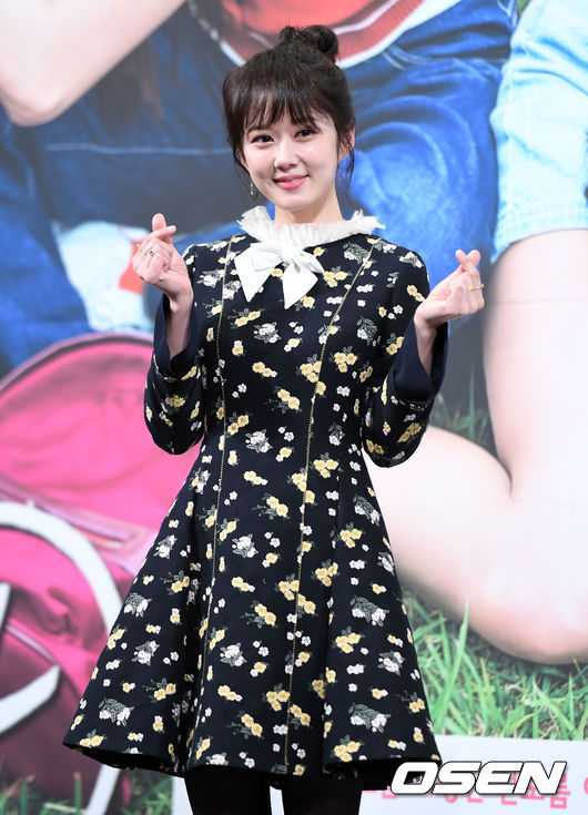Bất chấp tuổi 36, Jang Nara trẻ đẹp lấn át các đàn em 9X