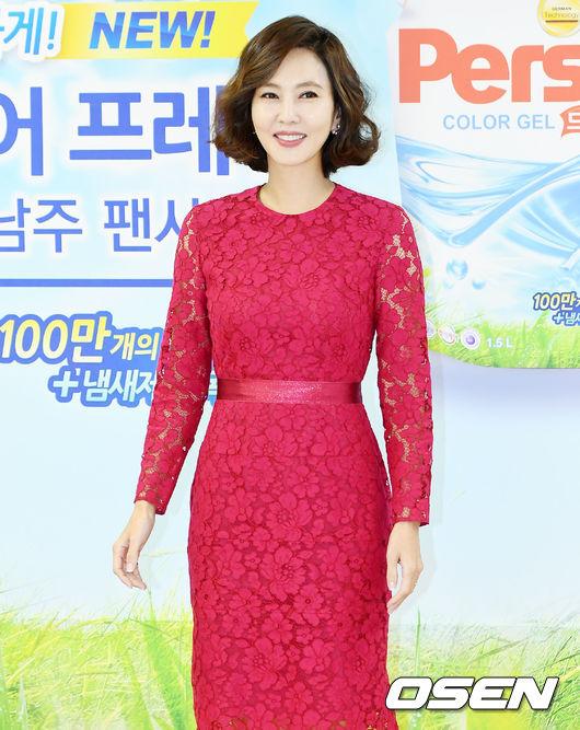 'Nữ hoàng màn ảnh Hàn' Kim Nam Joo hiếm hoi lộ diện