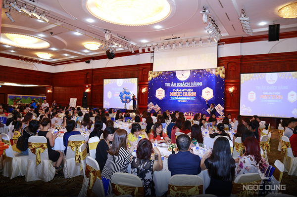 Sựu kiện thu hút hơn 400 khách mời.