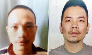 Ba cán bộ trại giam bị khởi tố trong vụ hai tử tù vượt ngục