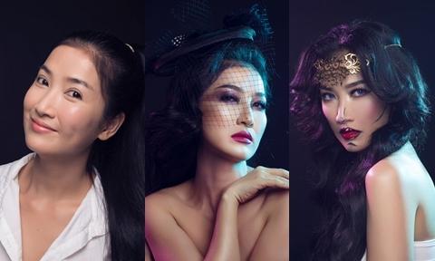 Quỳnh Lam hóa thân thành nữ thần chiến binh 'Wonder Woman'