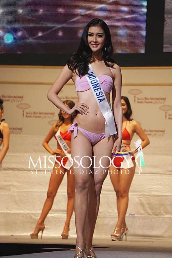Vẻ đẹp của tân Hoa hậu Quốc tế