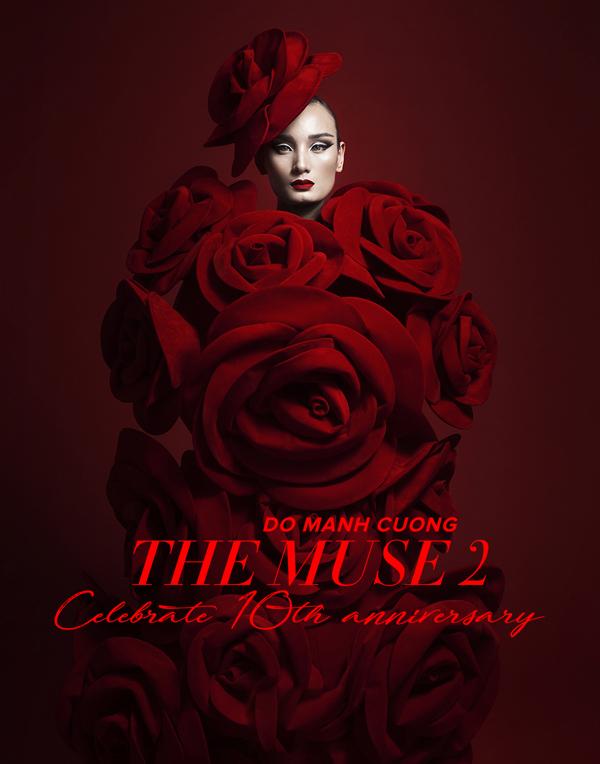Lê Thúy - một trong những nàng thơ tiêu biểu của Đỗ Mạnh Cường tiếp tục xuất hiện trên poster của show diễn mới. Chương trình sẽ chính thức diễn ra vào tối ngày 30/12 ở trung tâm triển lãm nổi tiếng tại TP HCM.