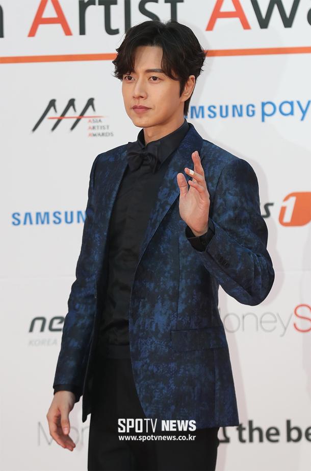 Diễn viên Park Hae Jin.