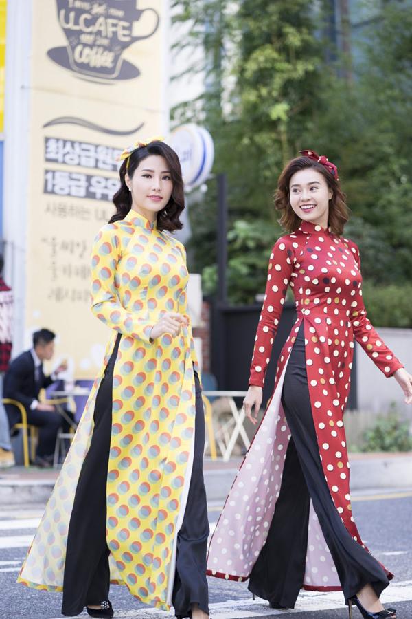 Áo dài theo style 'Cô ba Sài Gòn'