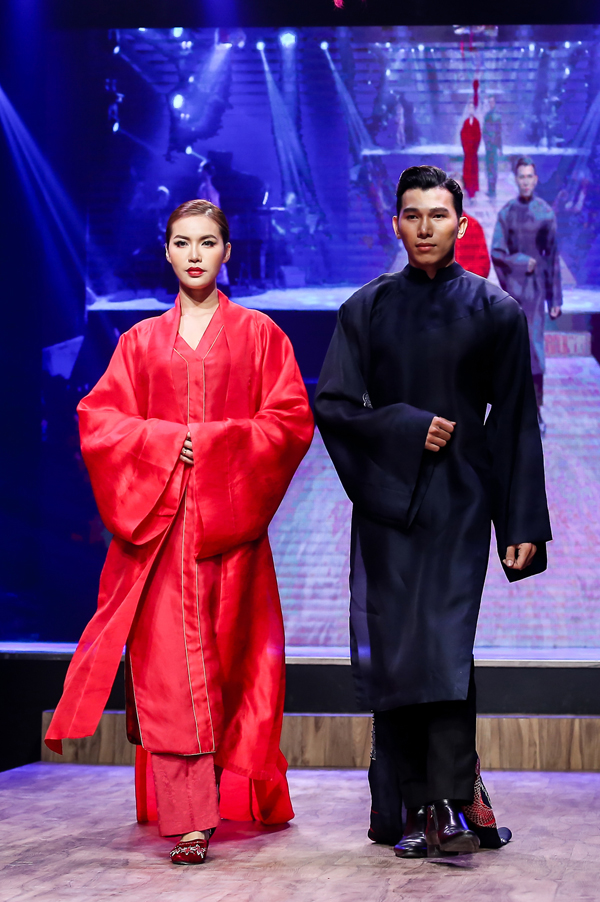 minh-tu-lam-vedette-trong-show-dien-ao-dai-7