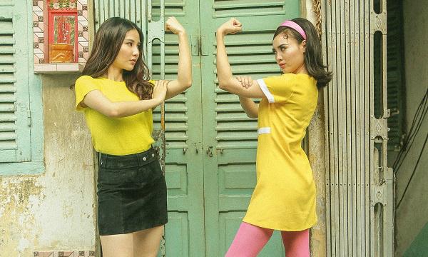 Diễm My 9x thể hiện khả năng vũ đạo trong MV Tân Thời