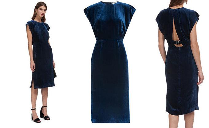 8 bộ đầm giúp quý cô nổi bật trong bữa tiệc cuối năm