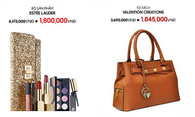 300 thương hiệu mỹ phẩm, thời trang giảm giá tại 4 thành phố lớn - ảnh 2