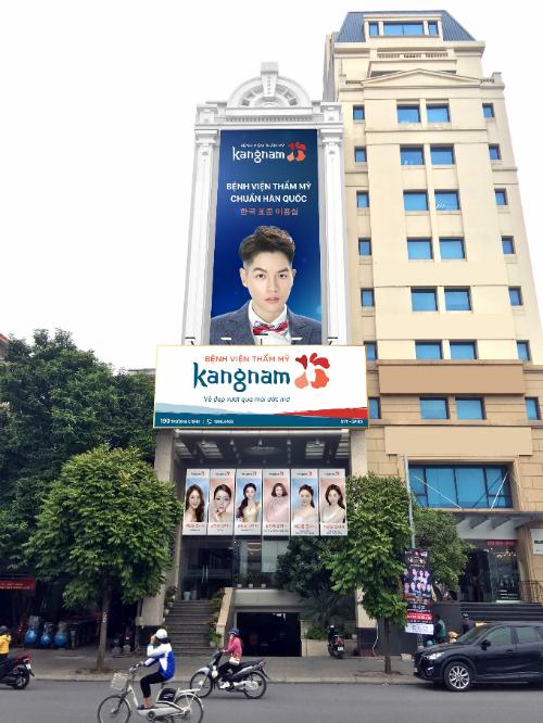 Kangnam sắp ra mắt bệnh viện thẩm mỹ tiêu chuẩn Hàn tại miền Bắc - ảnh 1