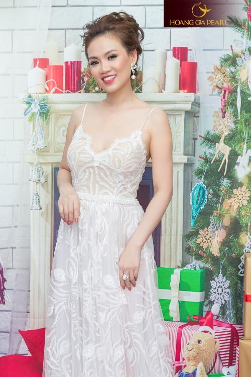 Hoàng gia Pearl ra mắt bộ sưu tập trang sức Tỏa sáng mùa lễ hội - ảnh 1