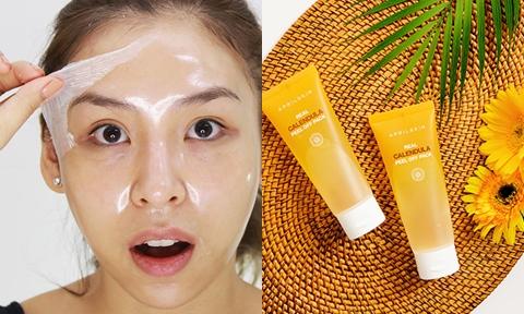 5 loại mặt nạ dạng lột giúp giải quyết mọi vấn đề da trong mùa đông