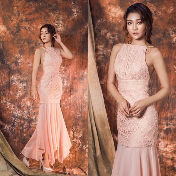 Kim Ngân trưởng thành từ cuộc thi Vietnams Next Top Model 2013.