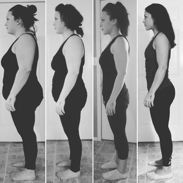 Sự thay đổi tích cực trong lối sống giúp bà mẹ trẻ vượt qua chứng trầm cảm, giảm 45 kg chỉ trong 10 tháng.