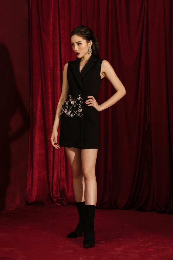 Kỳ Duyên rạng rỡ trong bộ sưu tập Glam Girl của CoCo Sin - 8