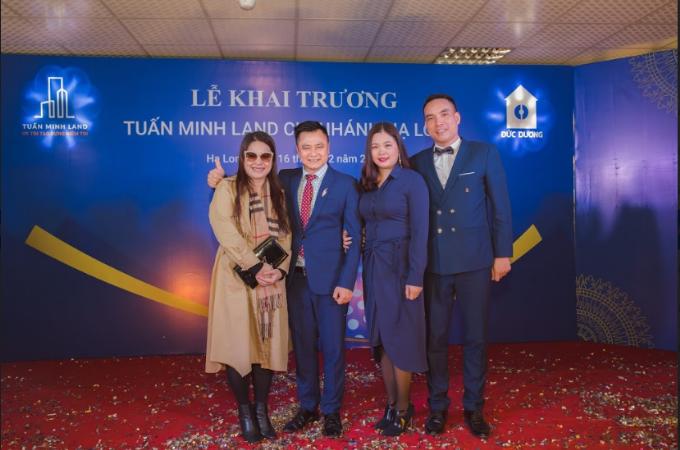 Táo môi trường 2017 - NSND Tự Long khai trương Tuấn Minh Land chi nhánh Hạ Long (xin edit) - 6