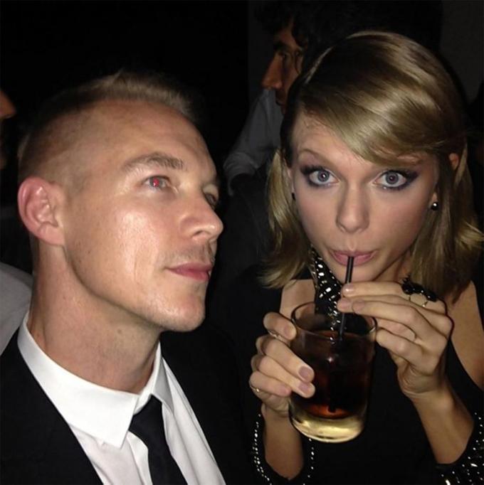 Diplo vốn không ưa Taylor từ lâu, nay lại tiếp tục buông lời chê bai ca khúc hit của cô.