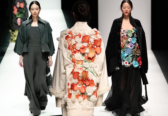 Bộ sưu tập được đầu tư công phu về mặt ý tưởng và thiết kế sản phẩm giúp Công Trí ghi dấu ấn tại tuần lễ thời trang danh giá. Hình ảnh các mẫu trang phục trong Em Hoa cũng xuất hiện trên nhiều tạp chí thời trang thế giới.