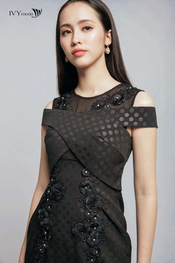 Phong cách sang chảnh và kiêu kỳ với sắc đen mùa lễ hội - 2