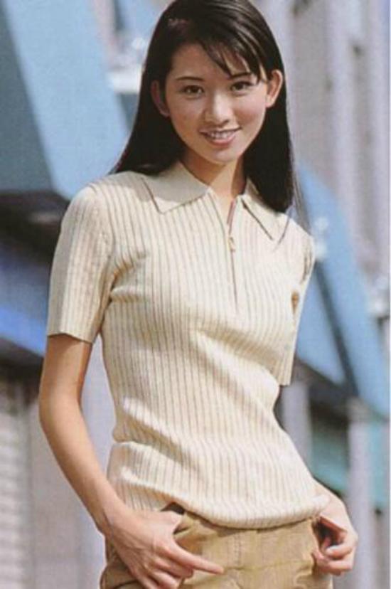 Lâm Chí Linh, siêu mẫu Đài Loan.