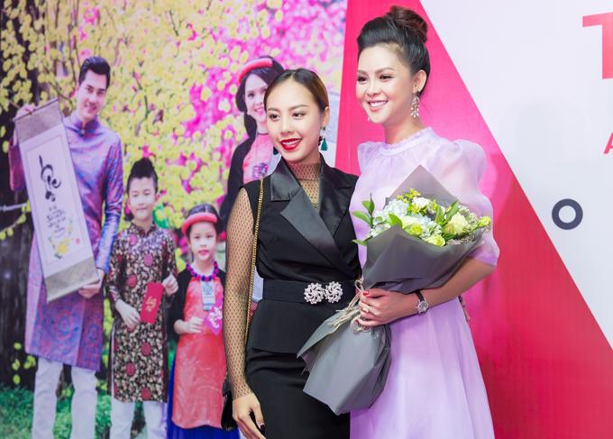 MC Đỗ Phương Thảo cũng có mối quan hệ thân thiết với gia đình Thành Được.