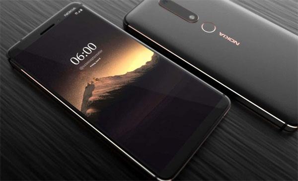 Nokia 6 2018 sắp trình làng