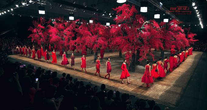 Nổi tiếng trong lĩnh vực tổ chức show diễn cá nhân và không ngại tiếc tiền để đầu tư cho sân khấu, năm 2017 Đỗ Mạnh Cường tiếp tục cống hiến nhiều chương trình hoành tráng.