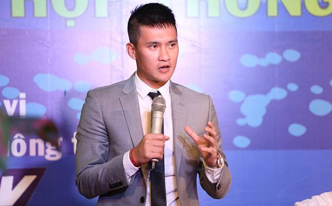 Công Vinh tự tin CLB TP HCM sẽ trở thành một thế lực mới ở V-League mùa giải tới. Ảnh: FB.