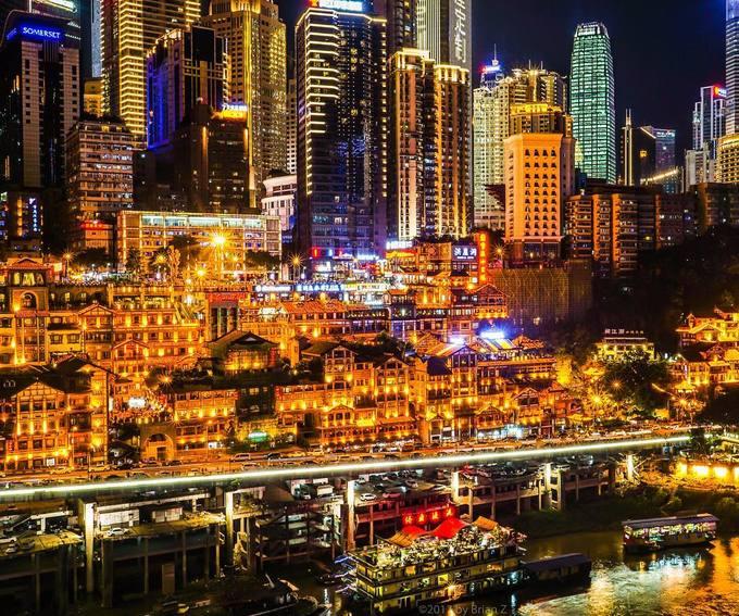 Trùng Khánh - điểm đến lý tưởng cho năm 2018