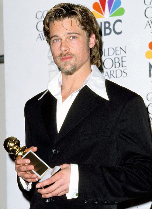 Brad Pitt ám ảnh vì rối loạn tiêu hóa.
