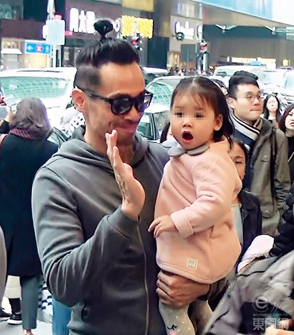 Ngôi sao TVB Trần Hào kiếm tiền giỏi, tâm lý với vợ con - 1