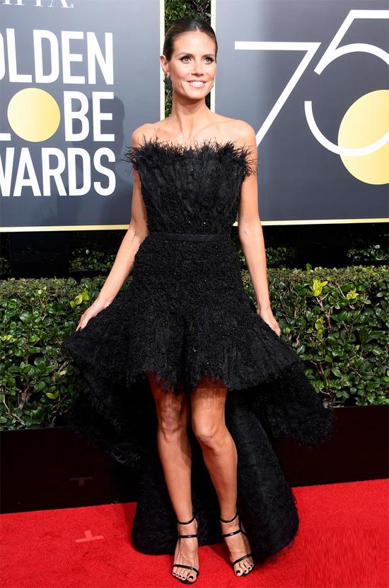 Siêu mẫu Heidi Klum.