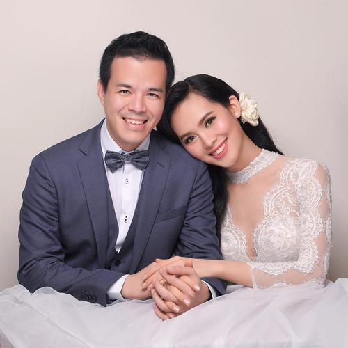 Lê Sang thấy hôn nhân của mình toàn màu hồng.