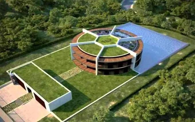 Becks - Vic sở hữu biệt thự siêu đắt nhưng nhà của Messi, CR7 thiết kế độc đáo nhất - 4