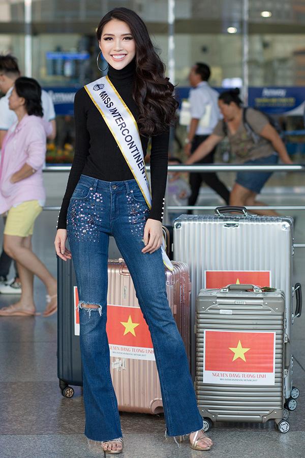 Tuy được tổ chức từ ngày 10/1 đến ngày 25/1/2018 nhưng danh hiệu Hoa hậu Liên lục địa vẫn được tính cho mùa giải 2017. Vì vậy,Tường Linh là đại diện cuối cùng của nhan sắc Việt tham gia chinh chiến tại đấu trường nhan sắc quốc tế của năm 2017.
