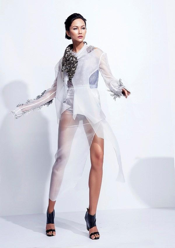 Hình ảnh cá tính, sexy của H Hen trước khi thành hoa hậu - 10