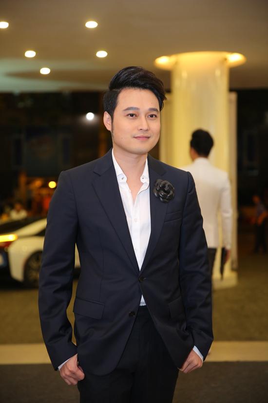 Ca sĩ Quang Vinh cũng